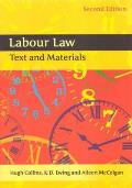 Labour Law - Text and Materials (Second Edition)