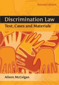Discrimination Law - Text, Cases and Materials - Second Edition