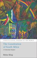 The Constitution of South Africa - A Contextual Analysis
