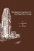 The Bristol Law Faculty: The First Fifty Years