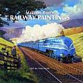 Malcolm Roots Railway Paintings