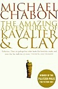 Amazing Adventures of Kavalier & Clay Cover