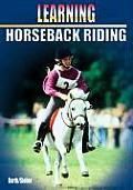 Learning Horseback Riding