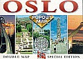 Oslo Double Popout Map Special Edition