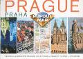 Prague Double Popout Map
