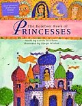 Barefoot Book of Princesses and Audio CD