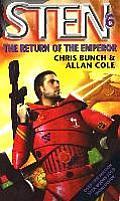 Return Of The Emperor Sten 6 Uk Cole