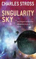 Singularity Sky Uk Edition