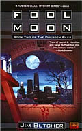 Fool Moon Dresden Files 02 Uk