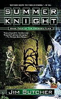 Summer Knight Dresden Files 04 Uk