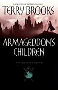 Armageddons Children Uk by Terry Brooks