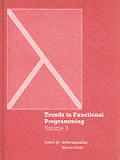 Trends in Functional Programming Cover