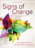 Signs Of Change New Directions In Theatre Education