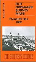 Plymouth Hoe 1892: Devon Sheet 123.12
