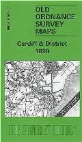 Cardiff and District 1890: One Inch Sheet 263
