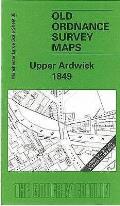 Upper Ardwick 1849: Manchester Sheet 35