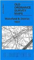 Wakefield and District 1907: One Inch Sheet 078