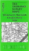 Whitchurch, Nantwich and English Maelor 1905: One Inch Sheet 122