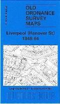 Liverpool (Hanover Street) 1864: Liverpool Sheet 29