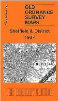 Sheffield and District 1907: One Inch Sheet 100