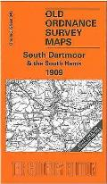 South Dartmoor and the South Hams 1909: One Inch Sheet 349