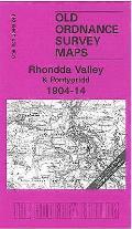 Rhondda Valley 1904-14: One Inch Sheet 248