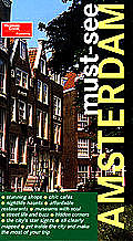 Must See Amsterdam 1st Edition