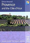 Drive Around Provence & The Cote D Azur
