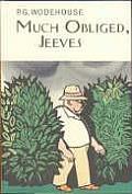 Much Obliged Jeeves