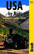 Bradt Usa By Rail 4th Edition