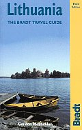 Bradt Lithuania 3rd Edition