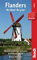 Brandt: Flanders: Northern Belgium (Bradt Travel Guide Flanders: Northern Belgium: Brussels,)