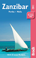 Bradt Zanzibar 8th Edition