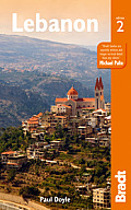 Bradt Lebanon 2nd Edition
