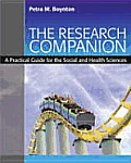 The Research Companion: A Practical Guide for the Social and Health Sciences