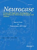 Neuroscience and Crime: A Special Issue of Neurocase