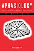 Quality of Life in Aphasia: A Special Issue of Aphasiology