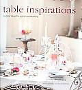 Table Inspirations Original Ideas For St