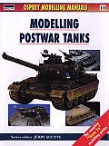 Modeling Postwar Tanks Volume 10 Cover