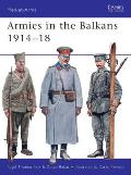 Men-At-Arms #356: Armies in the Balkans 1915-18