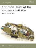 New Vanguard #83: Armoured Units of the Russian Civil War (1) White and Allied Cover