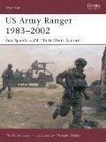 Warrior #65: US Army Ranger 1983-2001: Sua Sponte - Of Their Own Accord