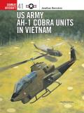 Us Army Ah 1 Huey Cobra Units In Vietnam