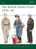 Elite #109: The British Home Front 1939-45 Cover