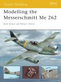 Osprey Modelling #12: Modelling the Messerschmitt Me 262 Cover