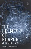 The Helmet of Horror: The Myth of Theseus and the Minotaur (Myths) Cover