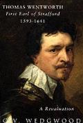 Thomas Wentworth First Earl Of Strafford