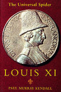 Louis Xi The Universal Spider