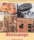 Decoupage Using Paper To Decorate Your