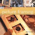 Picture Framing Craft Workshop